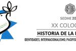 """XX Coloquio de Historia de la Educación """"Identidades, internacionalismo, pacifismo y educación"""""""